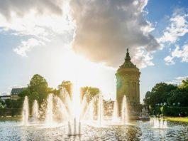 Mannheimer Wasserturm (Foto: MVV Pressebild)