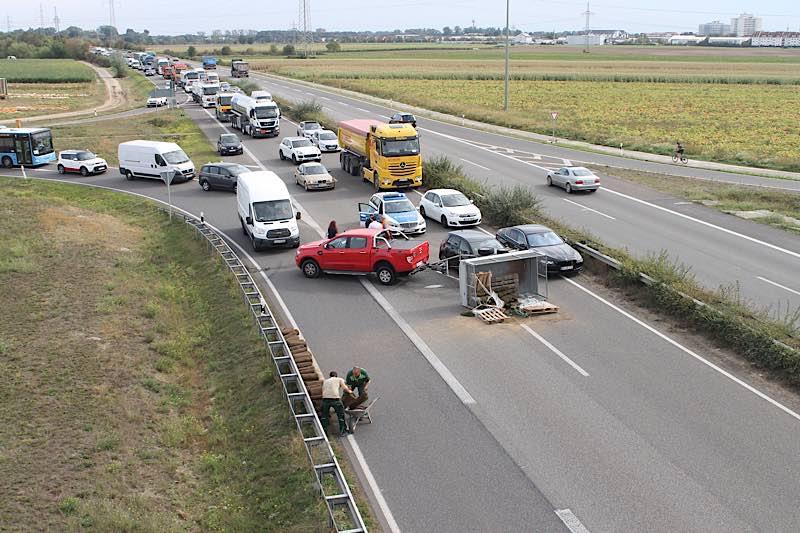 Verkehrsunfall Heute Hessen