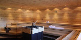 Ab dem 7. Oktober kann auch wieder die Saunalandschaft im Freizeitbad LA OLA genutzt werden. (Quelle: Stadtholding Landau in der Pfalz GmbH)