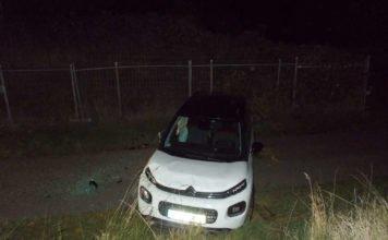 Auto geschrottet (Foto: Polizei RLP)
