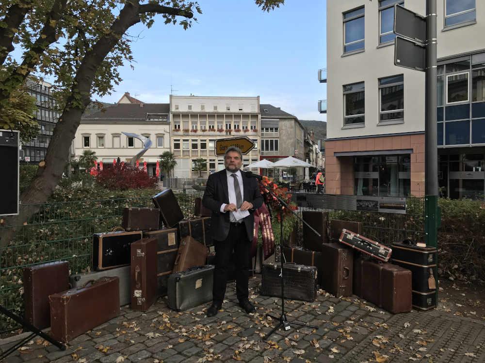 Ingo Röthlingshöfer, Bürgermeister der Stadt Neustadt an der der Weinstraße (Foto: Stadtverwaltung Neustadt)