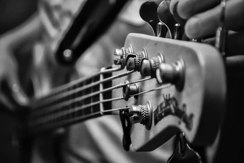 Symbolbild E-Bass (Foto: Pixabay/Simone_ph)