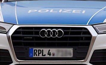 Symbolbild Polizei RLP Funkstreifenwagen (Foto: Holger Knecht)