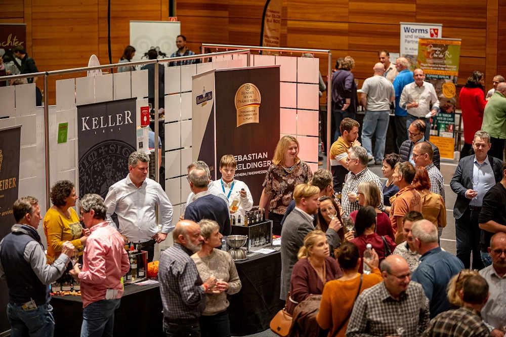Weinmesse 2019 (Foto: Bernward Bertram)
