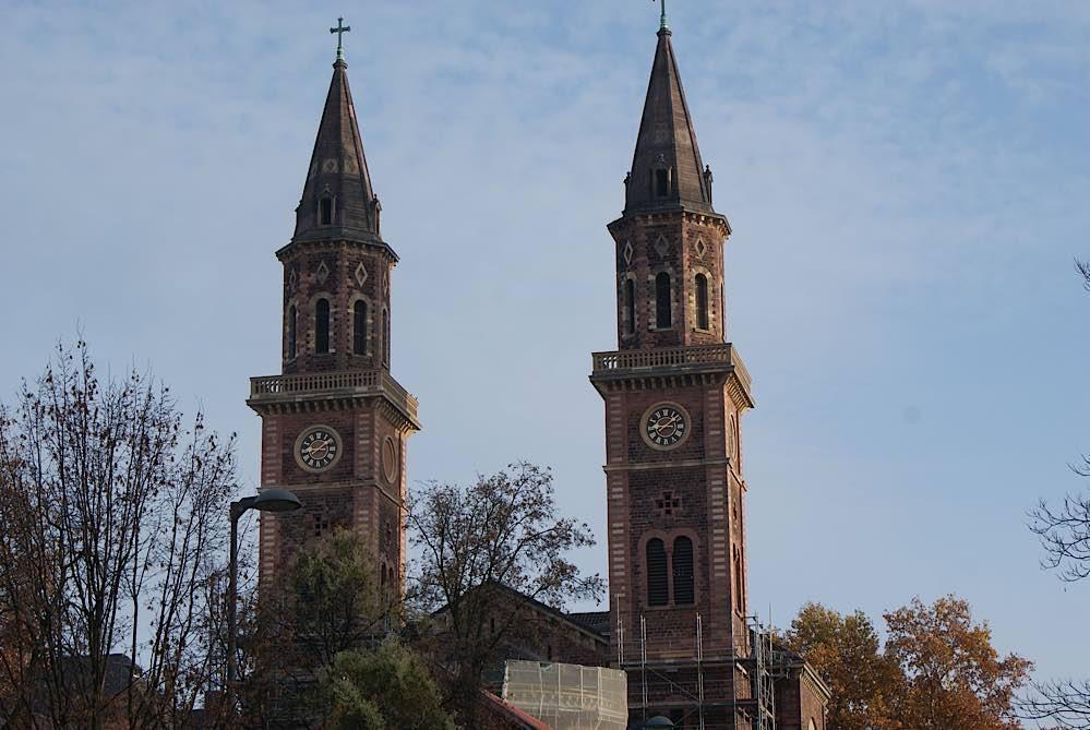 St. Ludwig (Foto: Kath. Stadtdekanat Ludwigshafen)