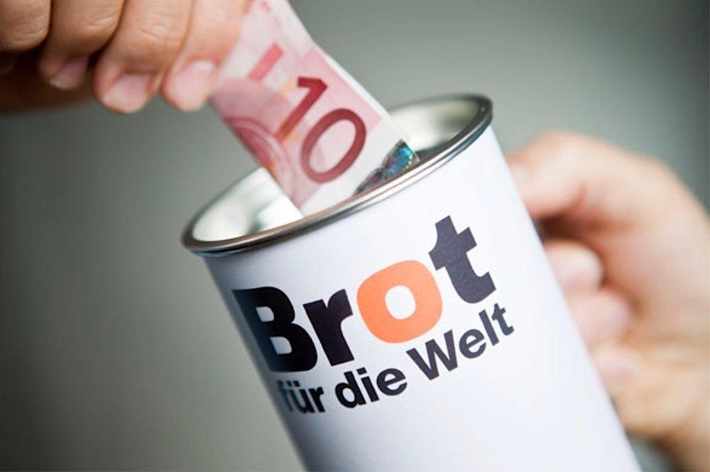 Spenden (Foto: Brot für die Welt)