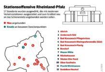 40 Millionen Euro für Rheinland-Pfalz: Stationsoffensive bringt 17 neue, barrierefreie Stationen (Quelle: DB AG)