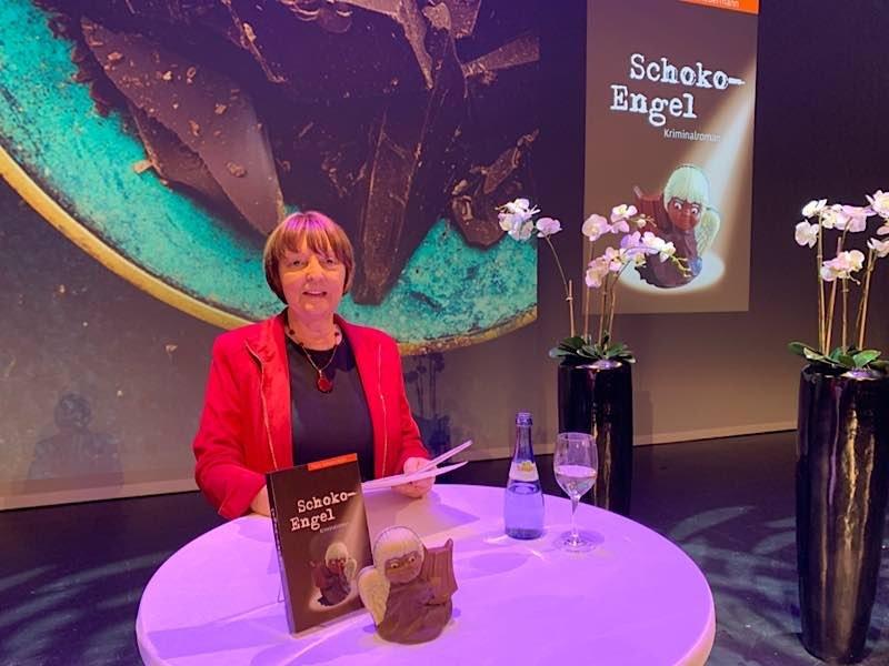 Impressionen des Live-Streams aus 'Schoko-Engel' vom 24.09.2020 (Foto: CFF)
