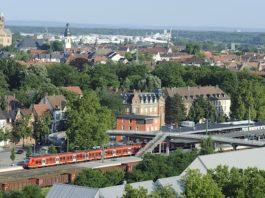 Bahnhof Speyer (Foto: Klaus Venus)