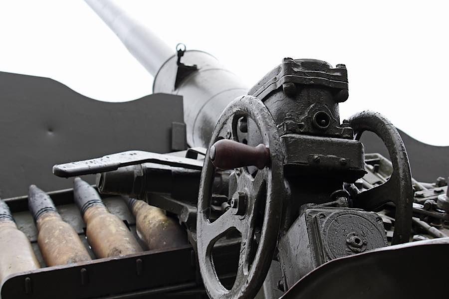 Symbolbild Flugabwehrkanone (FLAK), 2. Weltkrieg (Foto: Pixabay/Kerstin Riemer)