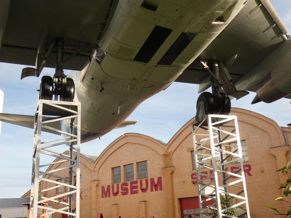 Technik-Museum Speyer (Foto: Sarah Kohl)