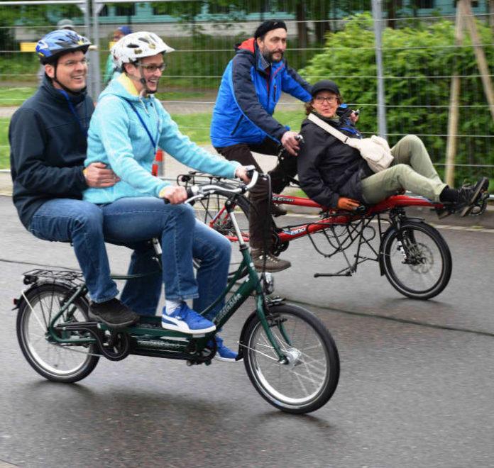 Internationale Spezialradmesse 2021: ausnahmsweise im September statt im Frühjahr. (Foto: Spezialradmesse)