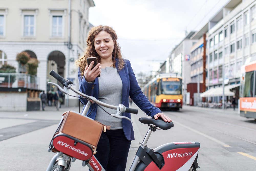 KVV-App regiomove (Foto: Paul Gärtner)