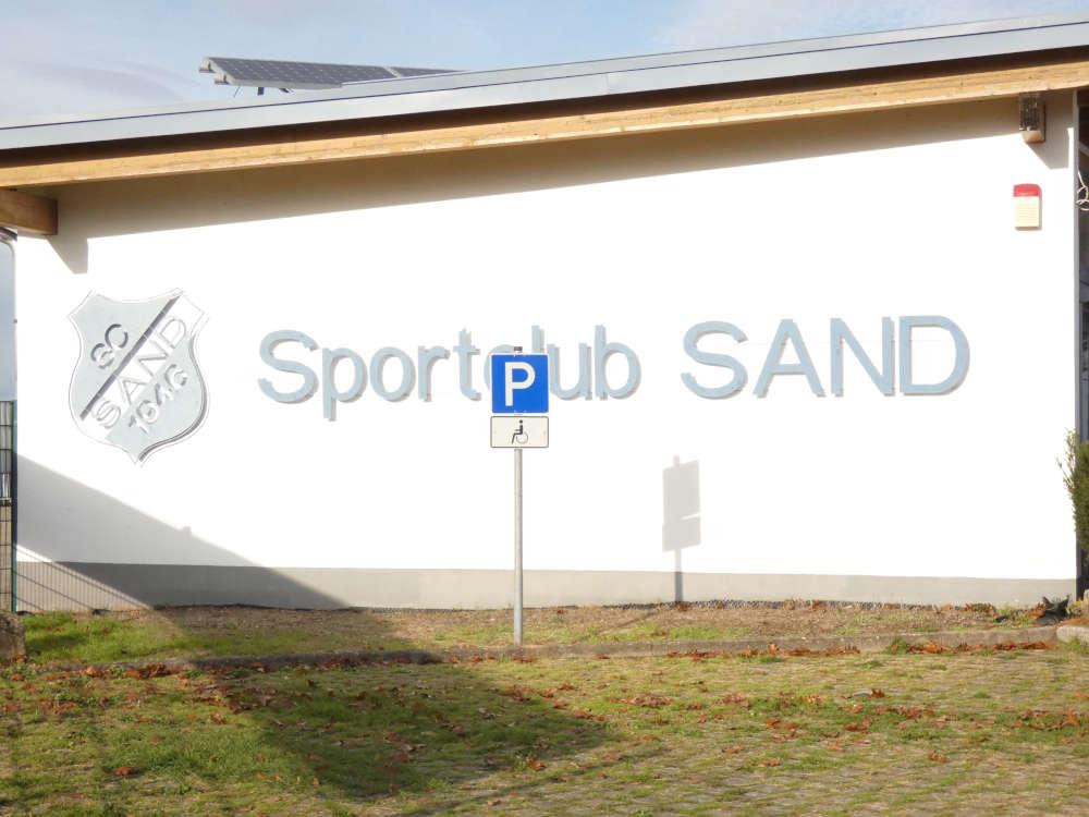 Sportclub Sand (Foto: Hannes Blank)