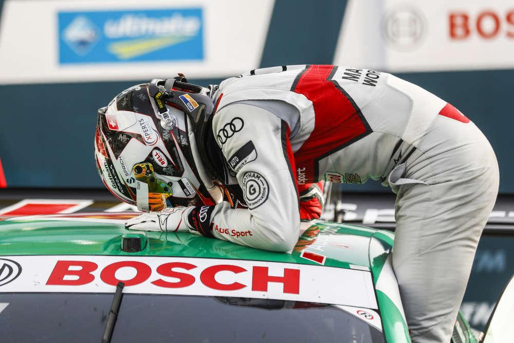 Nico Müller (SUI, Audi) (Foto: DTM)