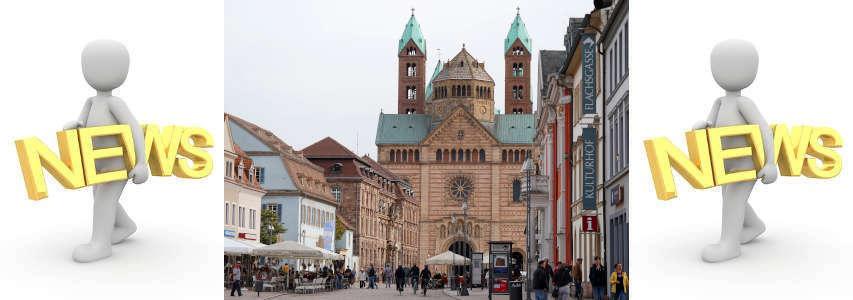 News aus Speyer - bitte aufs Bild klicken