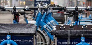 Neue eCargobikes in Mannheim (Foto: Stadt Mannheim)