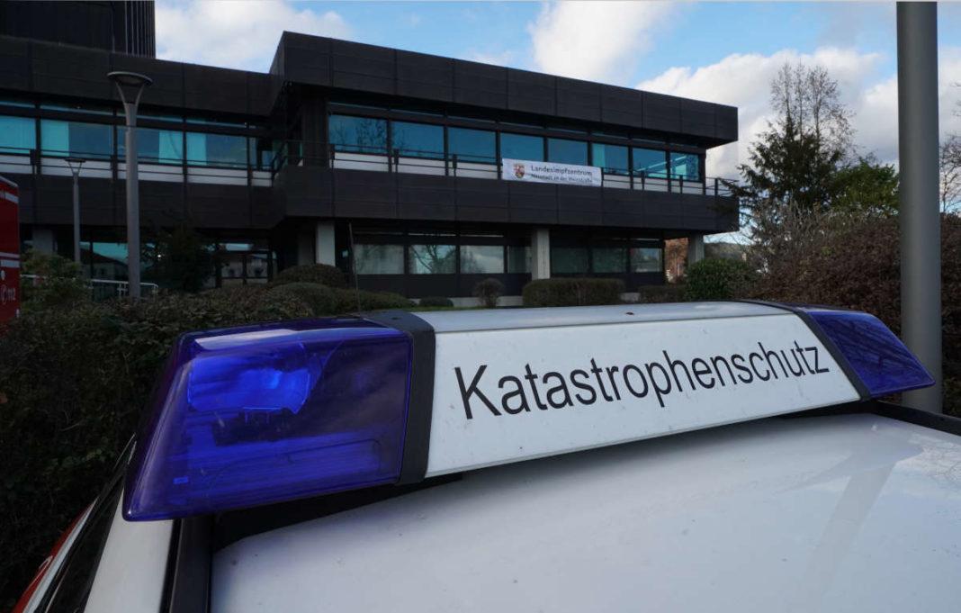 Neustadt Landesimpfzentrum (Foto: Holger Knecht)
