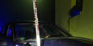 Fahrzeug des Unfallverursachers (Foto: Polizei RLP)