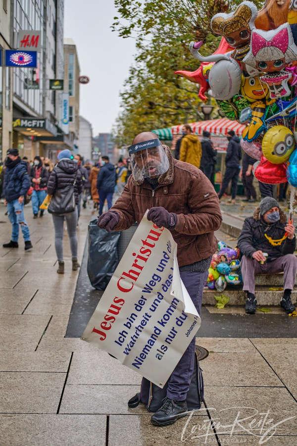 Frankfurt Demo Querdenken 069 12.12.2020 (Foto: Torsten Reitz)