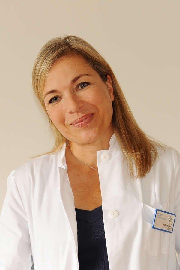 Oberärztin Dr. Petra Deuschle (Foto: Marienhaus Klinikum Hetzelstift)