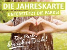 Die Jahreskarte (Foto: Stadtpark Mannheim gGmbH)