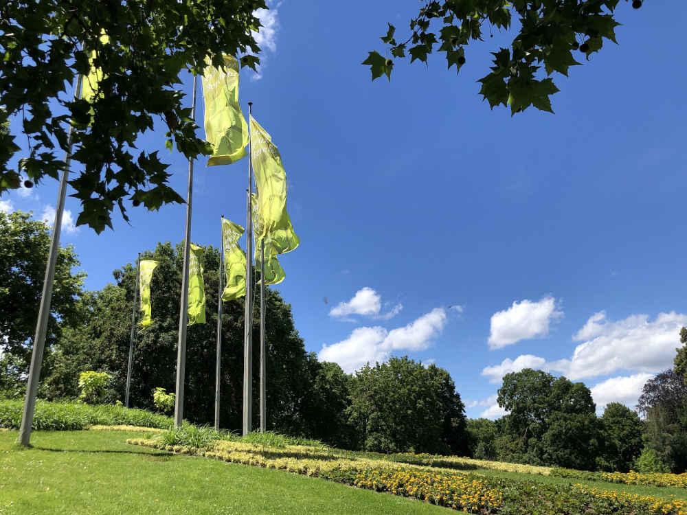 Luisenpark (Foto: Stadtpark Mannheim gGmbH)