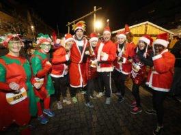 Santa Lauf (Foto: Markus Lutz 2018)