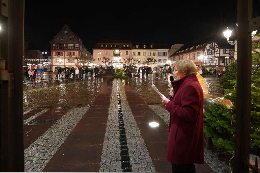 Janosch XXL-Adventskalender Neustadt 2020 (Foto: Holger Knecht)