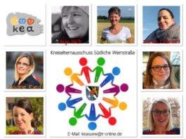 KEA-Team 2020/21 (Quelle: Kreisverwaltung Südliche Weinstraße)