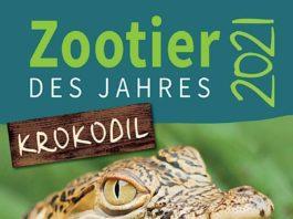 Das offizielle Poster zur Zootier des Jahres Kampagne 2021. (Quelle: ZGAP)