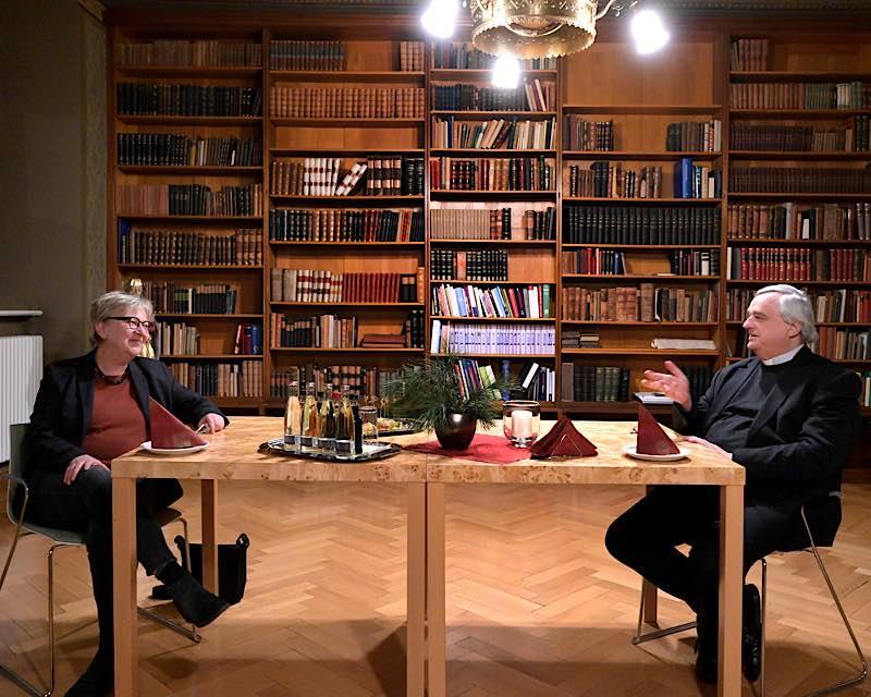 Dorothee Wüst und Dr. Karl-Heinz Wiesemann (Foto: Klaus Landry)