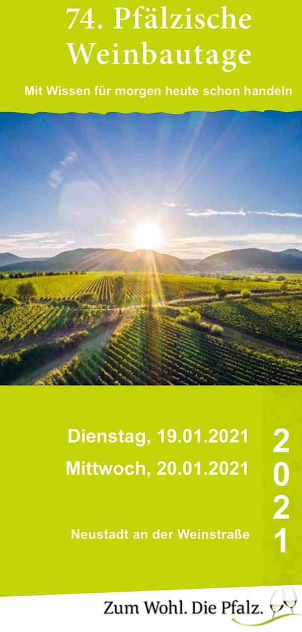 Pfälzische Weinbautage (Quelle: DLR, Foto: Dominik Ketz)