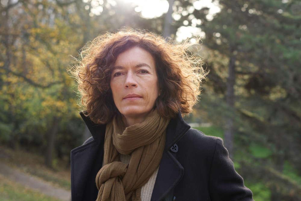 Anne Weber (Foto: Thorsten Greve)