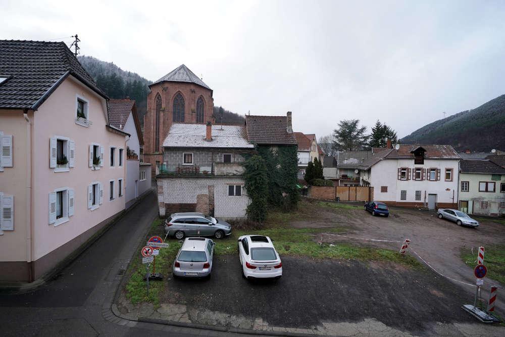 Lambrecht Stadtsanierung (Foto: Holger Knecht)