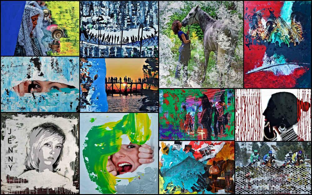 Menschen.Bilder-Collage (Quelle: k/g-projects)