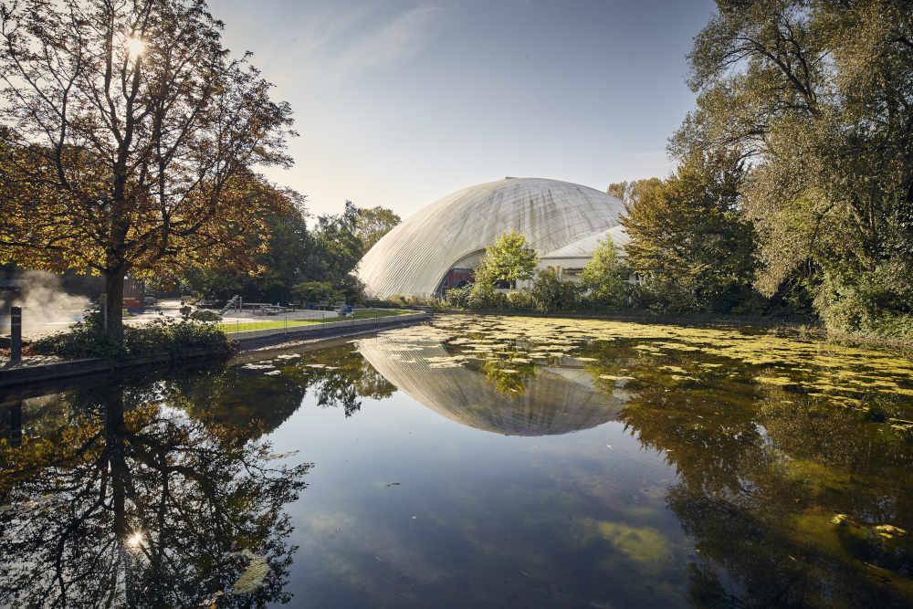 Multihalle Mannheim (Quelle: Stadt Mannheim, Foto: Daniel Lukac)