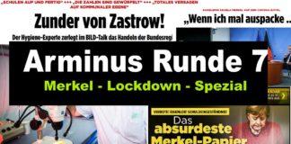 Arminius Runde 7 - Merkel - Lockdown - Spezial