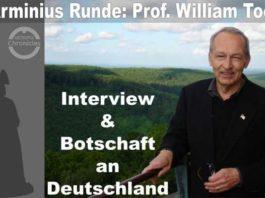 Arminius Runde Spezial mit Prof. William Toel - Interview und Botschaft an Deutschland