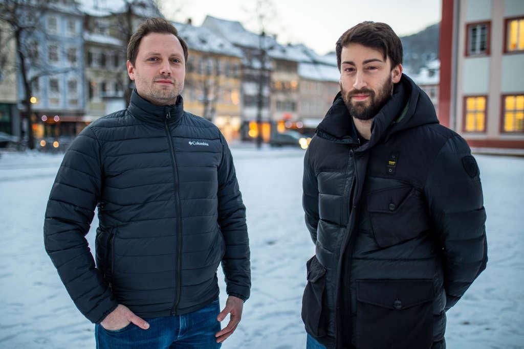 Jimmy Kneipp (links im Bild) und Daniel Adler sind Heidelbergs erstes Nachtbürgermeister-Tandem. (Foto: Tobias Dittmer)