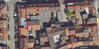 Das innerstädtische Quartier Ufersche Höfe soll komplett neu gestaltet und aufgewertet werden. (Quelle: Stadt Landau)