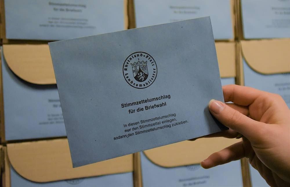 Am 14. März 2021 wird in Rheinland-Pfalz gewählt. (Quelle: Stadt Landau)