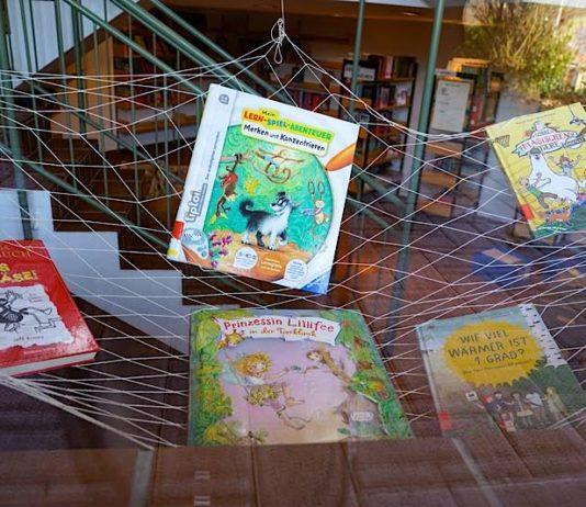 Bücher Stadtbücherei Lambrecht (Foto: Holger Knecht)