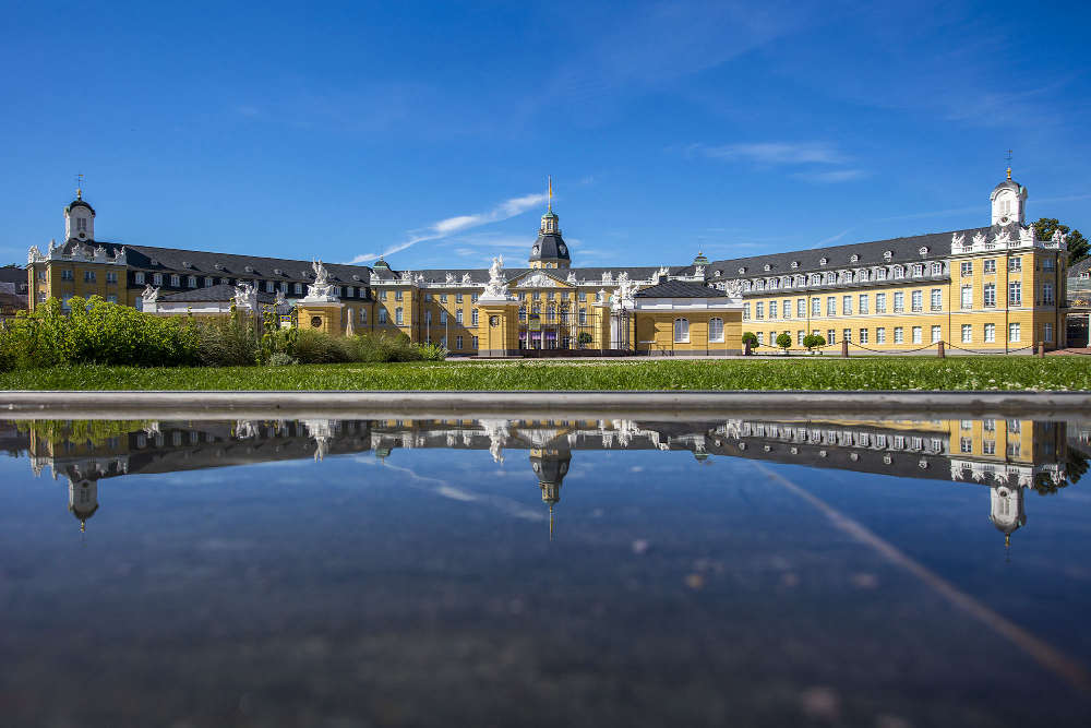 Karlsruher Schloss (Foto: KTG Karlsruhe Tourismus GmbH)