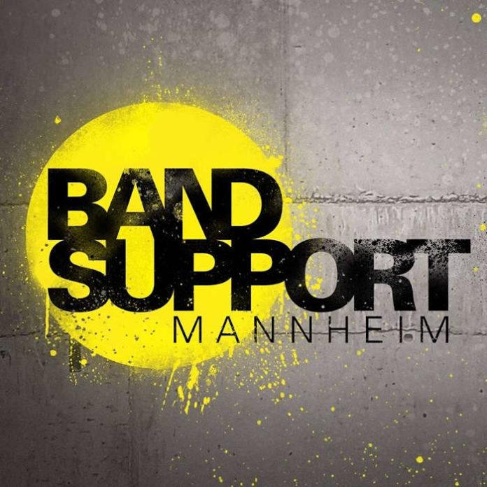 Logo Bandsupport (Quelle: NEXT MANNHEIM)