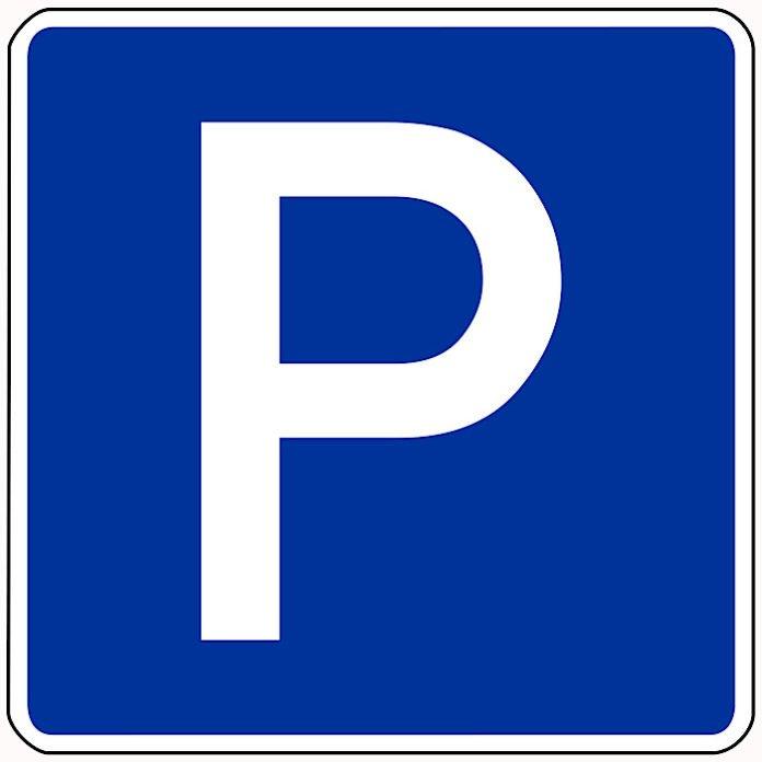 Symbolbild Parken Schild (Foto: Pixabay)