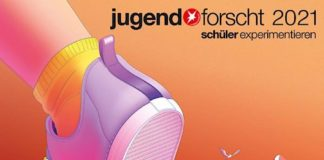 """Plakat """"Jugend forscht"""" (Copyright: Jugend forscht e.V.)"""