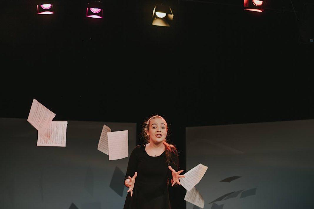 In der Kategorie Musical zeigten die Jugendlichen ihr Können in den Disziplinen Gesang, Schauspiel und Tanz. (Foto: Stephan Presser)