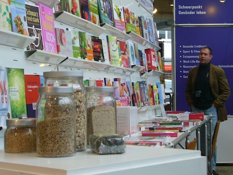 Symbolbild Frankfurter Buchmesse (Foto: Hannes Blank)