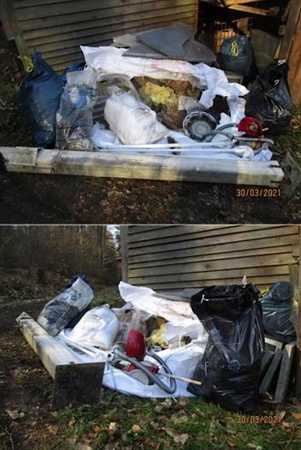 Die Umweltabteilung bittet um Hinweise (Foto: Stadtverwaltung Neustadt)